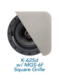 Frameless Speaker - K-625d