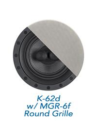 Frameless Speaker - K-62d