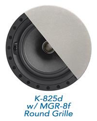 Frameless Speaker - K-825d