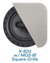Frameless Speaker - K-82d