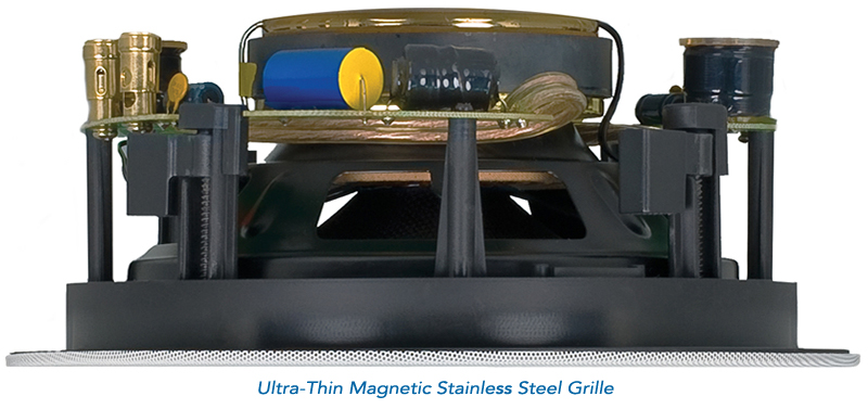 Ultra Thin Magnetic Grille